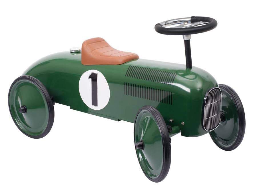 green speedster
