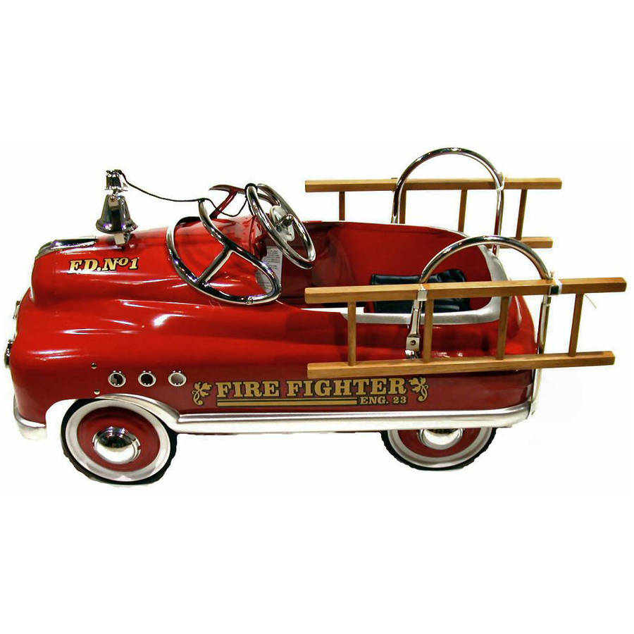 fire engine pedal