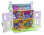 mayberry manor dolls house open