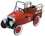 pedal fire engine
