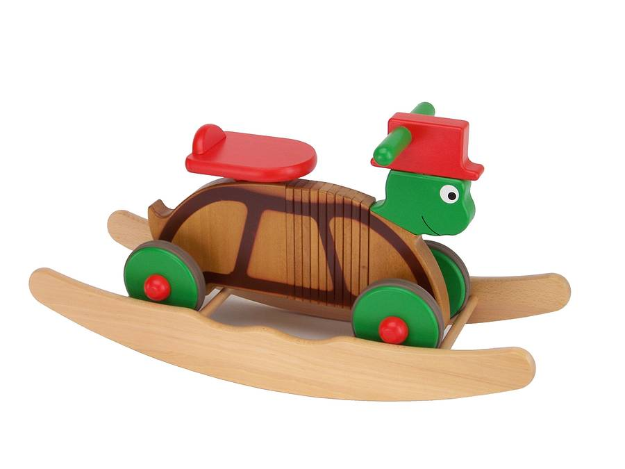 rock and ride turtle