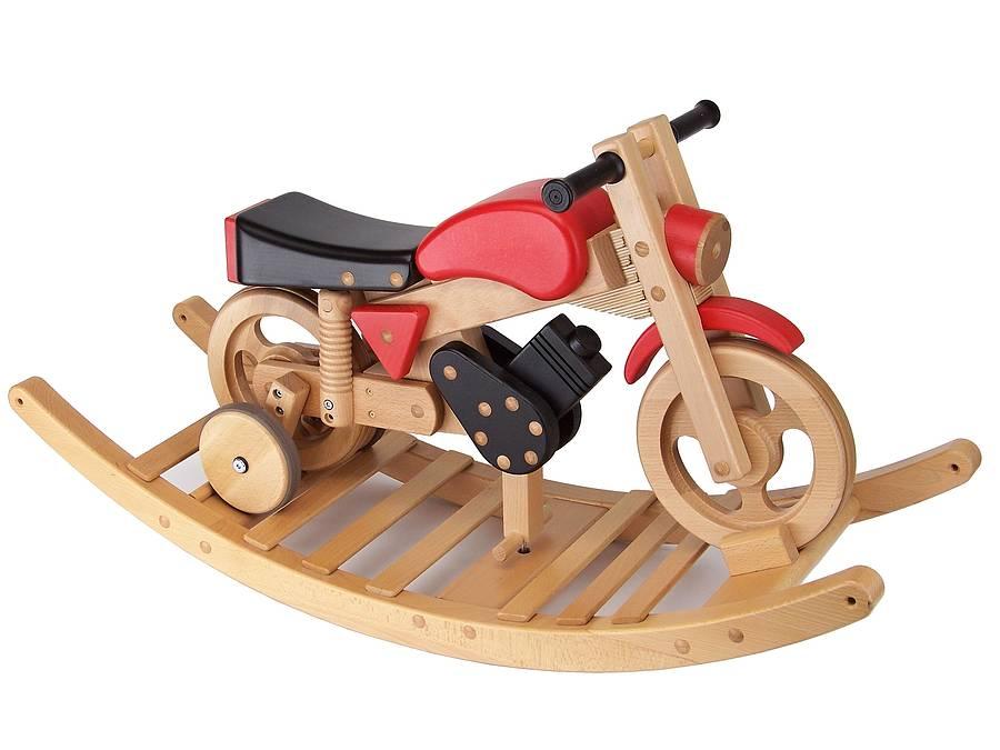 combi rock ride and push bike